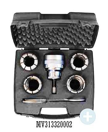 Extractor para la extracción anillo interior de los rodamientos - Juego -